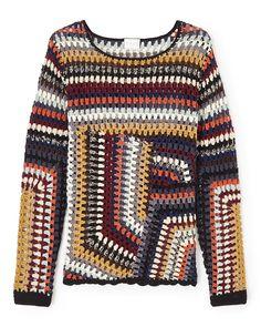 Hand Crochet Jumper | East