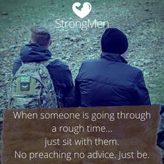 Rough Time, Just Be, When Someone, Monday Motivation, Advice, Facebook, Movie Posters, Movies, Men