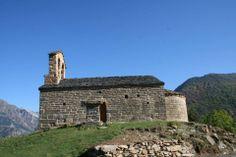Publicamos la ermita de San Quirce en el  Valle del Bohí. #historia #turismo http://www.rutasconhistoria.es/loc/sant-quirc-san-quirce