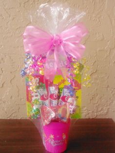Girl Princess Theme Candy Tower Bouquet Birthday Gift Centerpiece | eBay