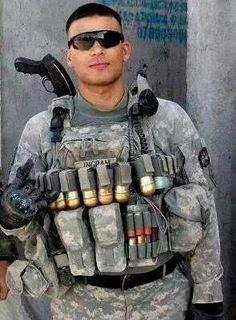 Honoring Army SGT Mike Ingram left us 4/17/10 in Afghanistan.