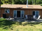 Courtenay, BC Walk-on Oceanside Retreat-Udina Bay Rental Apartments, Trip Advisor, Shed, Outdoor Structures, Vacation, Outdoor Decor, Ideas, Home, Lean To Shed