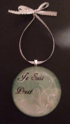 Outlander inspired Christmas ornaments by EverydayRegalia on Etsy, $14.00