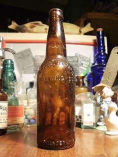Antique Grand Rapids Brewing Co Beer Bottle GR3   eBay