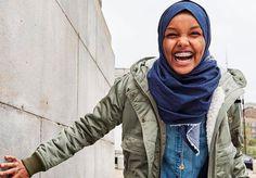 Após a Nike desenvolver uma linha de hijabs especiais para a prática de esportes, chegou a vez da American Eagle, tradicional marca de roupas dos EUA, criar uma linha de hijabs jeans. A novidade, anunciada na semana passada no Instagram da marca, visa promover a inclusão, além de dar mais opções do véu para as mulheres muçulmanas. Quem estrelou a campanha para a divulgação do hijab foi Halima Aden, modelo refugiada que vem fazendo história no mundo da moda. Halima, inclusive, também divulgou…