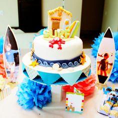 surf party, surfing party, boy birthday, decoração de surf, festa surf