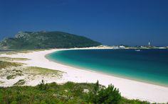 Islas Cíes. Parque Nacional de las Islas Atlánticas. #Galicia