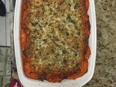 Olive Garden Five-Cheese Ziti Al Forno | Genius Kitchen