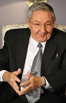 Raúl Castro – Wikipedia