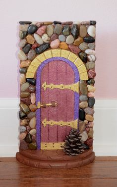 Fairy Door Ideas how to make a fairy door beautiful fairy doors enchanted fairy garden decorating ideas Giannas Tooth Fairy Door I Think It Needs Some Numbers And A Knocker Though