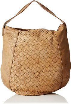 548cf0514d84 Women s Timberland Franklin Park Mas in Italy Handbag Hand Strap Hazelnut   Amazon.co.