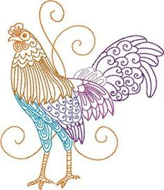 Rooster 5: Individual Designs