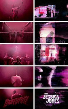 Daredevil x Jessica Jones