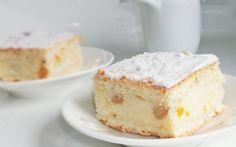 Retete Culinare - Prăjitură cu foi fragede , brânză si stafide