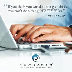 If you think you can do it - YOU'RE RIGHT! Sometimes we need a little extra push, but we are ALL capable of so much! What is it that you've always wanted to do?
