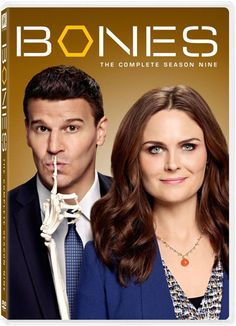 Bones - Coming Next Year: Season 9 - Preorder Now Available