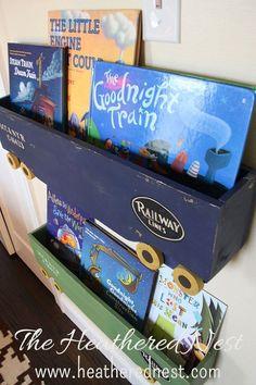 Train Themed Boy's Room :: Hometalk