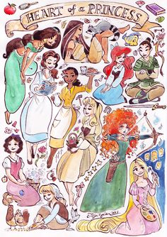 disney princess | Tumblr Más