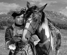 """Zbigniew Cybulski w """"Rękopisie znalezionym w Saragossie"""" Hasa (1965). Zagrał w nim Alfonsa von Wordena, kapitana podróżującego w XVIII-wiecznej Hiszpanii przez wzgórza Kastylii do Madrytu"""