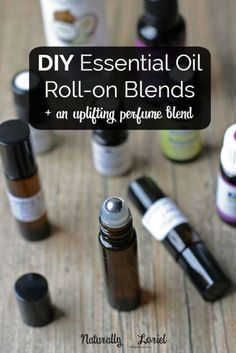 DIY Roll-on Perfume | DIY Perfume Ideas | Create Your Own Unique Signature Scent This Christmas