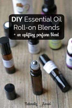 DIY Roll-on Perfume | DIY Perfume Ideas | Create Your Own Unique Signature Scent
