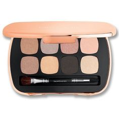 Bare Escentuals bareMinerals Ready 8-ounce The Sexy Neutrals Eyeshadow (The Sexy Neutrals), Multi