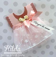 Hilda Designs: Girl Baby Shower Blog Hop, sello Latina Crafter, cut file SnapDragon Snippets,
