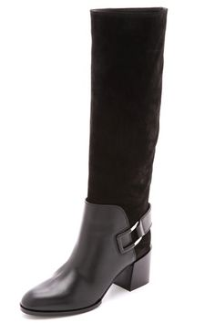 30 Classic Boots You'll Have Forever  #refinery29  http://www.refinery29.com/knee-high-boots-fall-2014#slide29