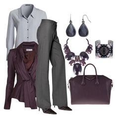 """off to work"" by hcc71 ❤ liked on Polyvore"