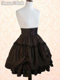 IW: Blandine Skirt