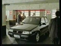 Fiat Tempra 97: Último Comercial no Brasil