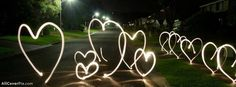 Stree Light Hearts FB Cover