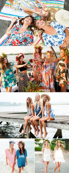 What to Wear To Your Summer Bachelorette Weekend 30 Fun Getaway Outfit Ideas!