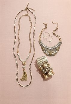 Chico's Cora Jewelry Collection.