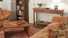Wonderfully crafted furniture for your living room.