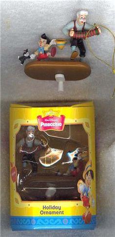 Walt Disney's Pinocchio - Ornament.