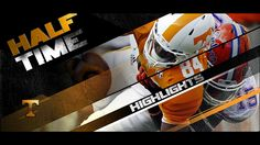 University of Tennessee . Football Package 2013 - Manuel Messerli . Director . Designer