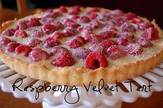 Perfect Valentine's Day dessert  Raspberries and white chocolate!!  @yourhomebasedmom.com