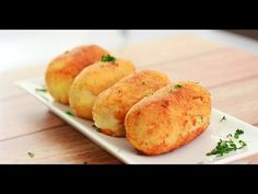 YouTube Mexican Papas Recipe, Sans Gluten, Gluten Free, Baked Potato, Sweet Potato, Papa Recipe, Food Website, Cheese Recipes, Snack