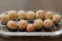 Bunny Cookies by openmouthinsertcookie #Cookies #Bunny_Cookies