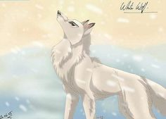 Aniu White Wolf. Balto's mother