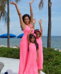 Maxi Racerback Daughter's Dress by CharEliz on Etsy, $49.00