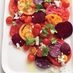 You know and love the classic mozzarella-tomato combination. Are you ready for some delightful summertime twists?