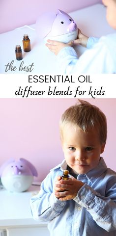 The best essential oil diffuser blends for kids most common aliments. Essential oils to help with sleep, immune support, respiratory, and more! Essential Oils For Cough, Copaiba Essential Oil, Best Essential Oil Diffuser, Oregano Essential Oil, Essential Oil Blends, Kids Cough, Kids Allergies, Sleep, Diffuser Recipes