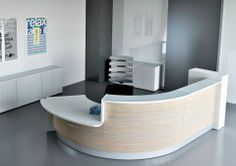 Valde # reception desk