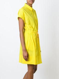 Vanessa Bruno Athé robe ample à lien de resserrage à la taille