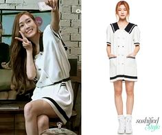 Soshified Styling Jessica: Lucky Chouette