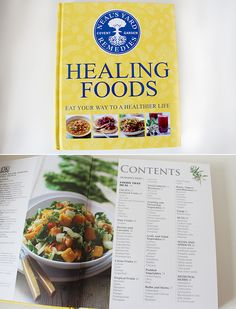 Great book from Neal's Yard Remedies / NYR Organic.Visit my website if you interested in ordering this great book on healing foods!  Click this link now -->> https://us.nyrorganic.com/shop/face2face/area/shop-online/category/books/