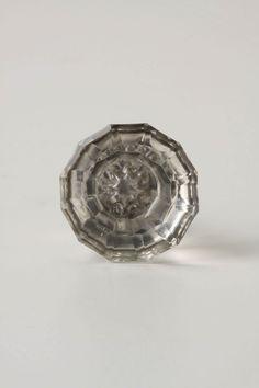 anthropologie glass knob