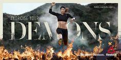 """""""Be more human"""" - Unter diesem Motto fordert Reebok Sportler dazu auf, ihre Grenzen zu überschreiten um ein neues physisches und geistiges Level zu erreichen. Worum es genau in der Kampagne geht, erzählen wir euch hier."""